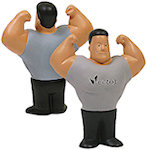 Muscle Man Stress Balls